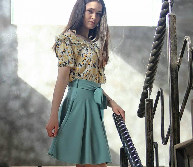 Gabrellia Height